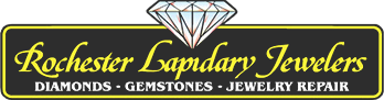 Rochester Lapidary Jewelers Logo